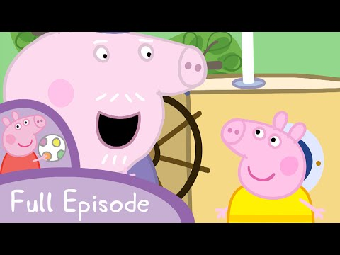 Peppa Pig - Grandpa Pig's Boat (full Episode)