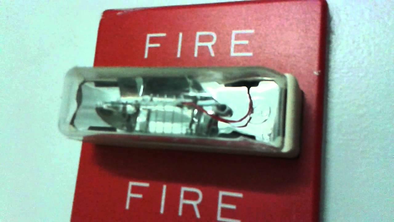 Sensor Fire Alarm Sound : Sound effect fire alarm youtube