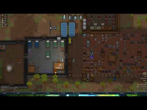 More nice days  means more Rimworld!