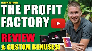 The Profit Factory Review -  🚀 WOOHOO - Real Review With  😝 Crazy 😝 Bonus Bundle!