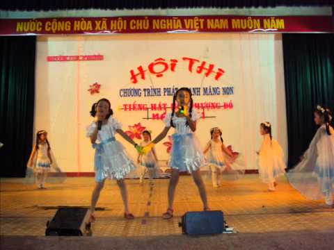 TIẾNG HÁT HOA PHƯỢNG ĐỎ 2011 CỦA PGD TUY PHƯỚC .wmv