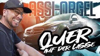 JP Performance - Mit der Assi Orgel Quer über die LaSiSe | Mercedes-Benz C63 AMG