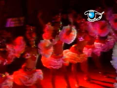 Tropicana ballet of Cuba