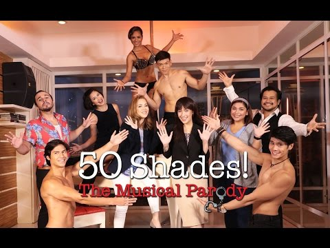 Meet the Cast of 50 SHADES! The Musical Parody