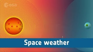 What is space weather?