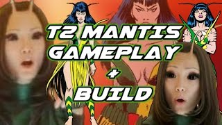 Marvel Future Fight : T2 Mantis Gameplay & Build