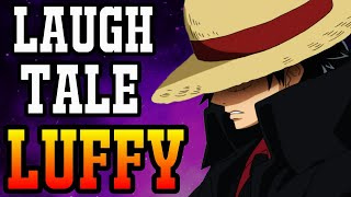 Luffy's Strength At Laugh Tale? - One Piece Theory | Tekking101