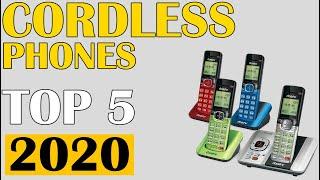 TOP 05: Best Cordless Phones in 2020
