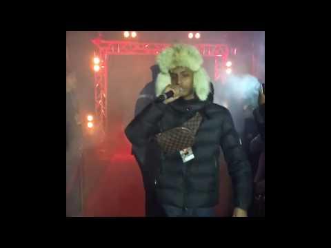 Yasin Byn ft Jaffar Byn - LIVE GLOBEN (Entré)