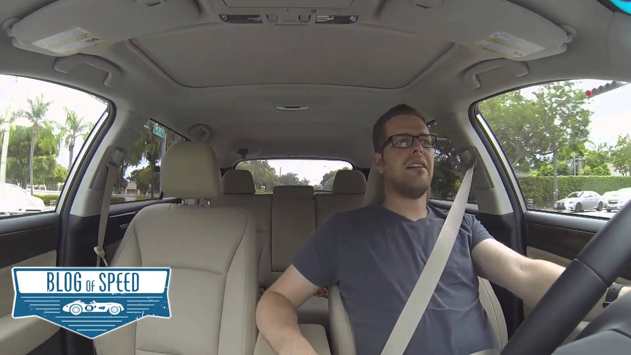 2015 subaru outback 3.6r limited road test reviewblog of speed