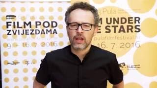 Najava 63. Pulskog filmskog festivala - predsjednik Umjetničkog savjeta Hrvoje Pukšec