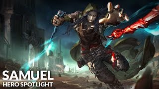 Samuel Hero Spotlight