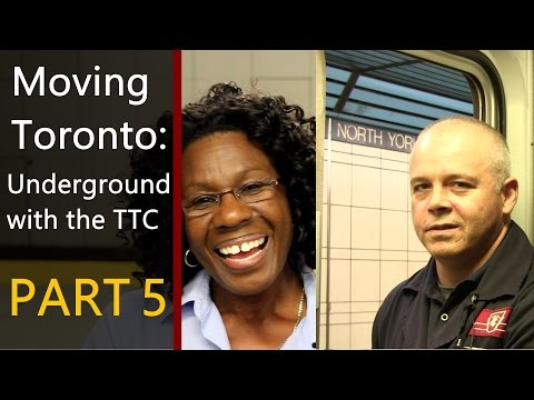 [HD] Moving Toronto: Underground with the Toronto Transit Commission Part 5