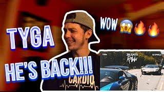 Tyga - Hello I'm Ballin REACTION!!! HE IS BACK!!! 🔥🔥🔥