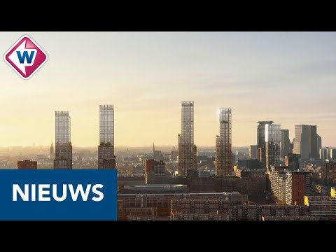 Wolkenkrabbers Tegen Woningnood In Den Haag