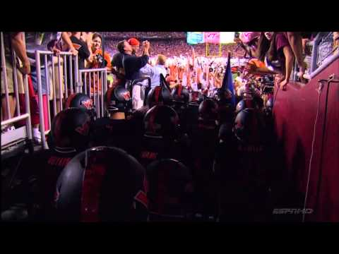 Best Entrance in ALL of College Football