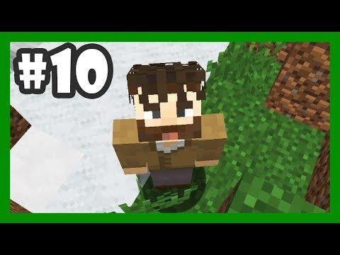 ADAMI ÇUKURA DÜŞÜRDÜM?! - Minecraft: The Simple Life #10