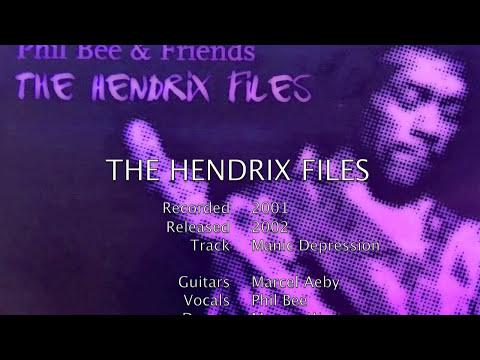 Manic Depression - The Hendrix Files