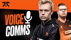Fnatic CS:GO IEM Katowice 2020 Voicecomms