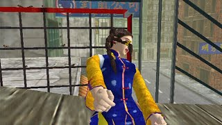 Virtua Fighter 3Tb First Person Mode with Pai (Dreamcast)