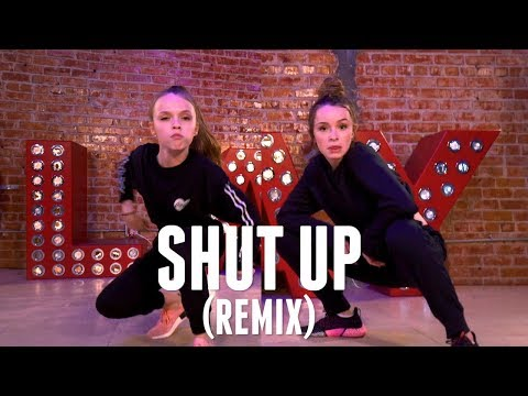 Trick Daddy - Shut Up (Remix)   Phil Wright Choreography   IG @phil_wright_