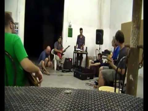 Workshop sulla musica improvvisata condotto da eugenio sanna