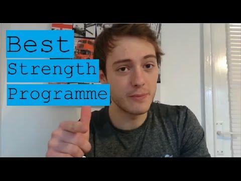 Best Strength Programme