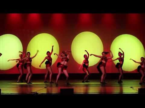 Burlesque - Dance Inspiration Studio - jazz 4