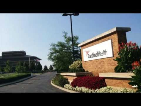 Cardinal Health  one of the leading wholesale distributors of pharmaceuticals