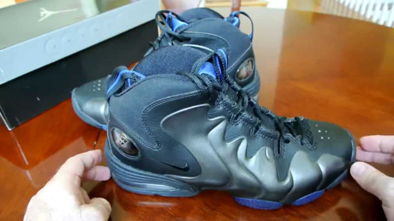 17dc4b0c6c6 Nike Air Penny 3 - YouTube