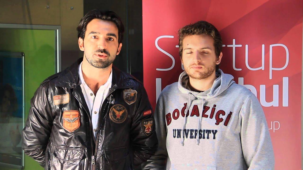 Emre Kutlu & Mustafa Yabas - Interview - Startup Istanbul ...