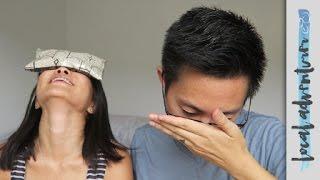 HOW DO EYE PILLOWS WORK? | GlobeIn Wellness Unboxing