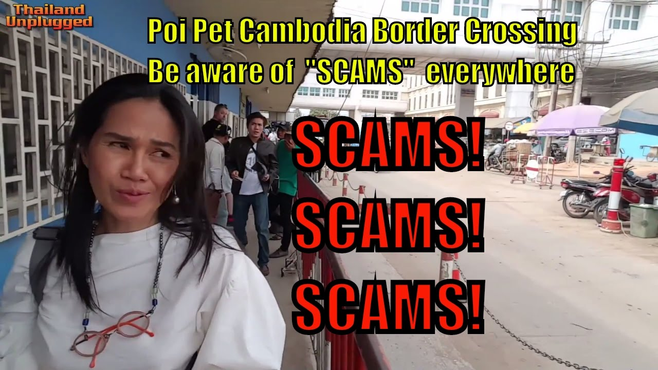Cambodia dating scams