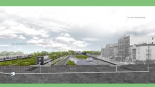 Migration Farm: UIUC Landscape Architecture Students: Sam Shui, Qiran Zhang , Lin Zhu