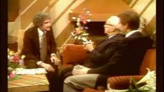 Buckminster Fuller and Werner Erhard from - People are Talking