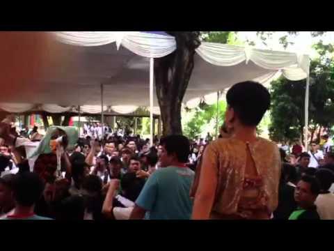 SiGoyang Donat Irma Darmawangsa bikin heboh di Ancol! AWAS