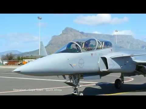 Gripen Fighter Ysterplaat Cape Town