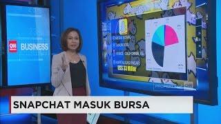 Snapchat Masuk Bursa