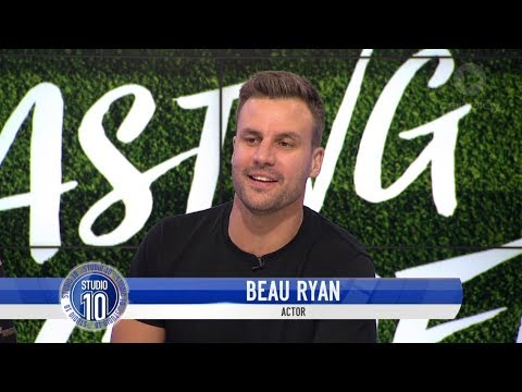 Beau Ryan's Transition From Footy To Film | Studio 10
