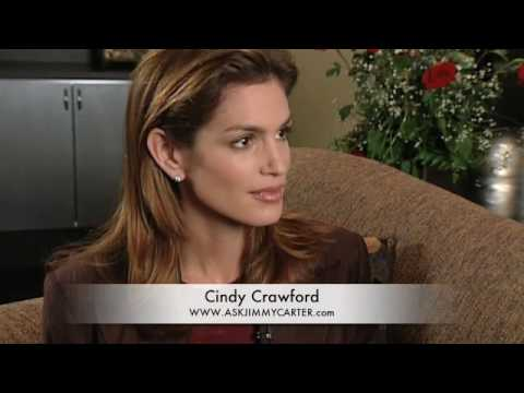 Cindy Crawford Interview