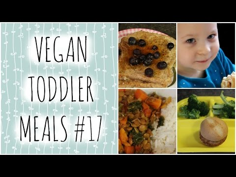 VEGAN TODDLER MEALS #17 - French Toast / Sweet Potato Lentil Chili