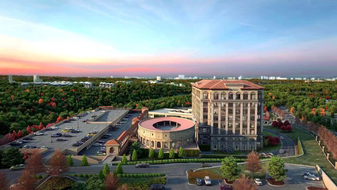 Jackson Healthcare Corporate Headquarters - YouTube