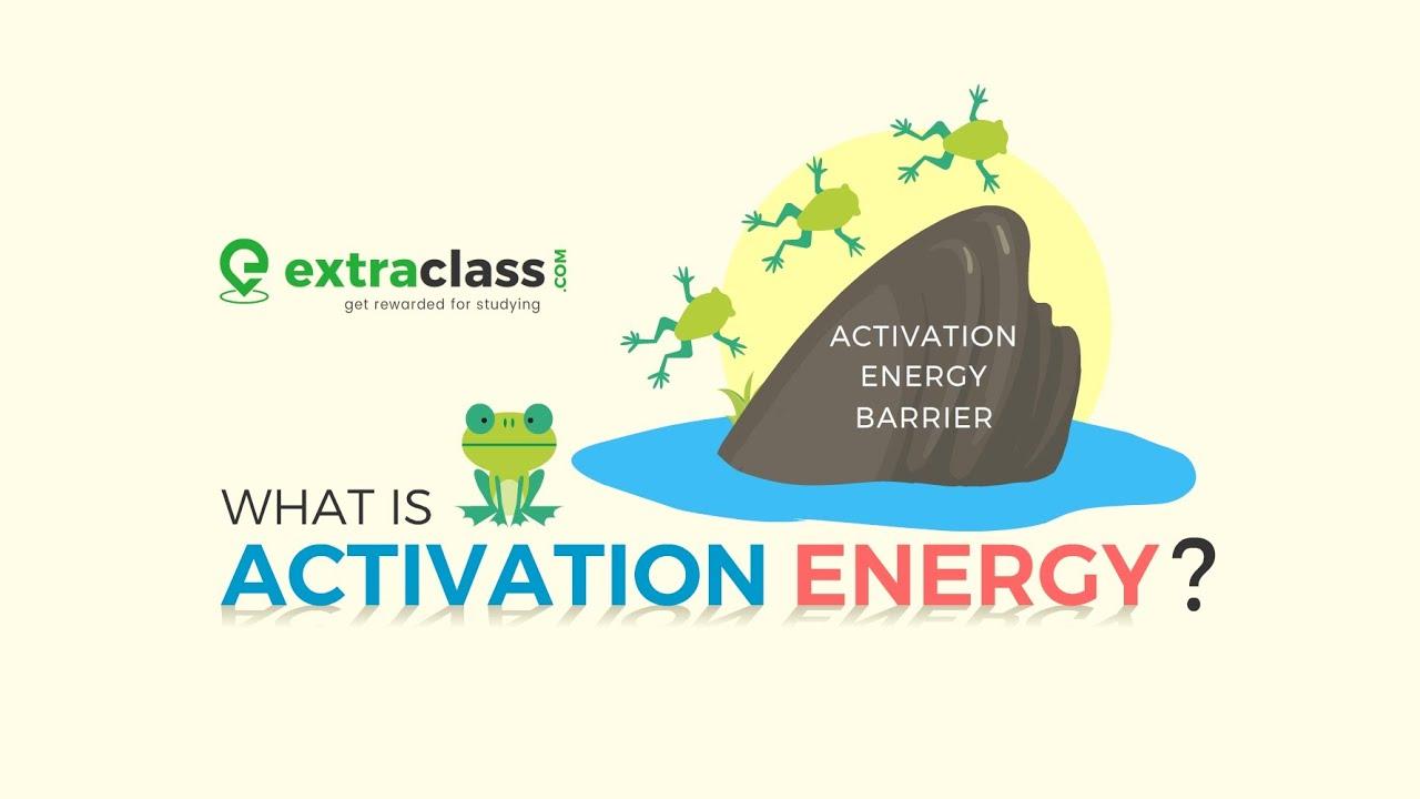 Activation Energy | Chemical Kinetics | Chemistry | Extraclass.com