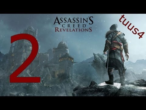 Assassin's Creed Revelations [720p/HD] Walkthrough Part 2 - Istanbul