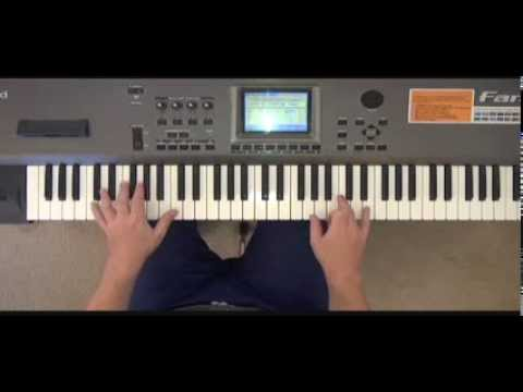 I Guess That's Why They Call It the Blues (Elton John), Part 1/4 Free Tutorial!