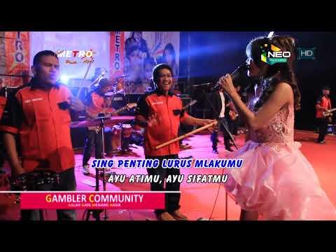 ~Bidadari Kesleo~Rusda Sanjaya~New Metro Live Golilo 2017~