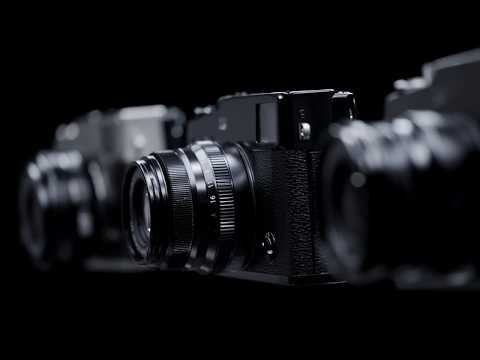 Fujifilm encourages photographers to use the viewfinder