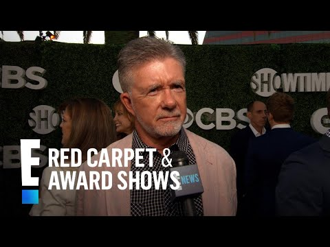 "Alan Thicke Reveals ""Fuller House"" Love Interest 