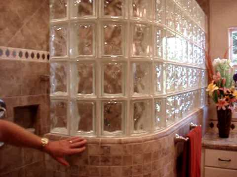 Master Bath with Curbless Shower - YouTube