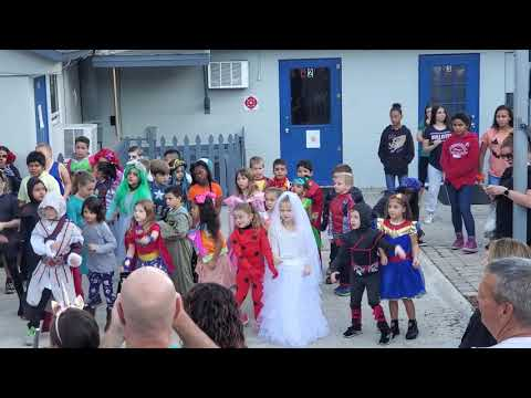 Jax Halloween 2019 Sarasota academy of the arts. Kids musical